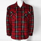 MENS FUR FLEECE LINED LUMBER JACK SHIRT PADDED SHERPA HOODIE THICK WINTER TOPS