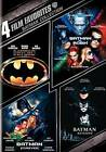 4 Film Favorites: Batman Collection (DVD, 2009, 2-Disc Set)
