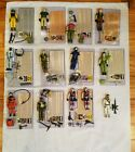 GI Joe 1985 Lot-100% Most w/ Filecards-Lady Jaye/Tomax/Snow Serpent/Bazooka