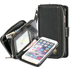 Luxury Flip Leather Slim Wallet Bag Magnetic Card Case Cover For iPhone 7 7 Plus