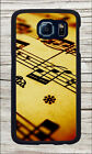 MUSIC SHEET FOR ARTIST CASE FOR SAMSUNG GALAXY S6 -hml9Z