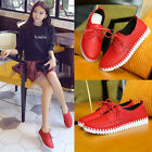 New Fashion Women's Athletic Breathable Sneakers Sport Flat bott Casual Shoes