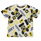 JCB  JOEY  T-SHIRT, SIZE 2-3 YEARS, GENUINE LICENSED, DIGGER, TRUCK, BRAND NEW