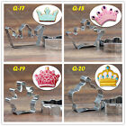 Princess Crown King Queen Party Cookie Cutter Cake Biscuit Baking Tool Mould