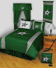 Dallas Stars Comforter and Sheet Set Twin Full Queen King Size