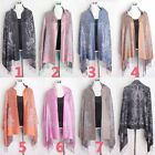 100%New Women's Winter Cashmere Pashmina Solid Tassel Shawl Wrap Scarf Scarves