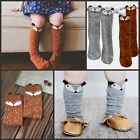 Winter Girls Boys Kids Toddlers Baby Leg Warmer Knee High Stocking Legging Socks