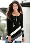 Women Casual Tops New T-Shirt Loose Fashion Blouse Long Sleeve Cotton Blouse