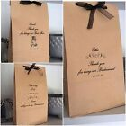Personalised Wedding Gift Bag Will You Be My Bridesmaid Thank You Best Man