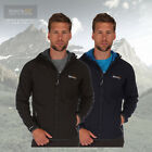 Regatta Men's Arec Hooded Softshell Jacket - Black or Blue - Authorised Dealer