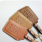 Dextannery 1402 Handmade Leather Smart Key Car Case for Volvo