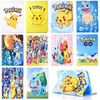 Pokemon Go Cartoon Leather Kids Cover Case For Samsung Galaxy Tab 3 Lite 7 T110
