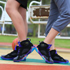 Fashion New Men's Basketball Shoes Breathable Sports Running Sneakers
