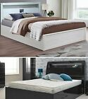 New Solid Wood And MDF Wood storage bed, Available in Single,double and kingsize