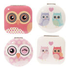 Owl Handbag Compact Travel Sized Mirror Case Girls Ladies Gifts Presents