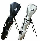 Meridian Golf Stand Half Sunday Carry Bag Travel Airplane Light Weight Club Case