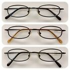 A63 High Quality Reading Glasses/Spring Hinge/Stainless Steel Arms/Classic Style