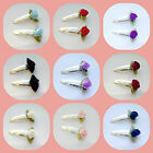 2 SATIN ROSE SNAP HAIR CLIPS BENDIES SLIDES WEDDING BRIDESMAID FLOWER GIRL CHILD