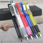 Schneider Base Business Fountain Pen writing calligraphy 0.5mm 9Colors Available