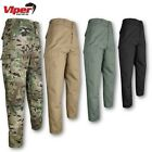 VIPER BDU COMBAT TROUSERS 28-42 MENS ARMY CARGO PANTS BIKER MILITARY HIKING
