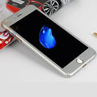 360° Full Hybrid Tempered Glass + Acrylic Hard Case Cover for iPhone 7 & 7 Plus