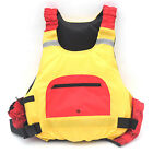 Buoyancy Aid Sailing Fishing Paddling Kayak Life Jacket Vest Blue Adult Size G