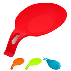 Heat Resistant Silicone Spoon Rest Utensil Spatula Holder Kitchen Tool PK
