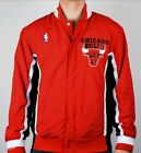 Authentic NBA Mitchell & Ness Red Chicago Bulls Vintage warm-up Jacket on eBay
