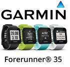 Garmin Forerunner 35 GPS Running Watch Wrist Based Heart Rate Activity Tracking