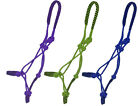 Poly rope Catch Horse halter #6843