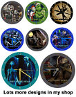The Nightmare Before Christmas Cd Clock, Personalised, Stand, Gift Box, Xmas,