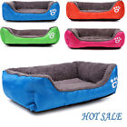 Pet Supplies - Dog Bed Kennel Oversize Medium Small Cat Pet Puppy Bed House Soft Warm Hot