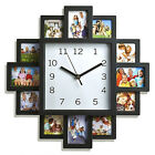 photo clock frame