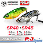 Lurefans SR-45 Super Rattlesnake Spin-sonic Lure - Free Postage On Extra Lures!