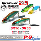 Lurefans SR-50 Super Rattlesnake Spin-sonic Lure - Free Postage On Extra Lures!