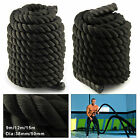 Battle Power Rope 9/12/15M Battling Sport Bootcamp Gym Exercise Fitness Training