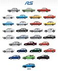 Ford RS Evolution Classic Car Wall Art Large Poster T106 *BUY2GET1FREE*