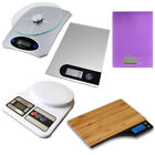 Digital Weighing Scales Electronic Postal Postage Parcels Kitchen Food Baking UK
