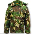KIDS CAMOUFLAGE COAT PADDED CAMO JACKET 7-14 YRS BOYS ARMY MILITARY AIRSOFT GAME