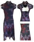 New M&S Per Una Fit & Flare Lace Guipure Dress Size 10-22 Marks & Spencer P £120