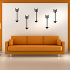 Shooting Arrows Educational Creative Multipack Wall Stickers School Art Decals