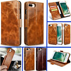 Luxury iCarer Multi Leather Split Wallet Cases for iPhone 7 Plus Magnetic Cover