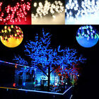 20M 200 LED String Solar Light Outdoor Garden Xmas Party Fairy Tree Decor Lamp