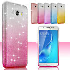 Bling Glitter Silicone TPU Phone Hard Case Cover for Samsung Galaxy AMP2J1 J5 J7