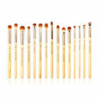 Jessup New 8/10/15/25pcs Bamboo Makeup Brushes Set Cosmetic Brush Make up Tools <br/> 100% Authentic Jessup foundation eyeshadow powder Blend