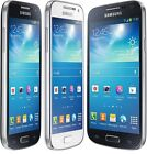 "4.3"" Samsung Galaxy S4 Mini GT-I9195 4G LTE Unlocked Smartphone 8GB 2 Colors"