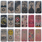 Disney Lace Superman Case Hard + TPU Cover For iPhone 6S 7 w/ ring holder