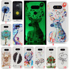 Slim Clear Glow Rubber Gel Silicone Luminous Soft TPU Back Case Cover For phone