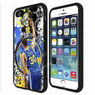 EGO CUSTOM CASES Stephen Curry Golden State Warriors Fan Art TPU Rubber Silicone