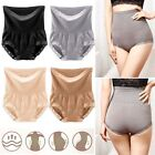 Womens Tummy Control High Waist Body Shaper Briefs Shorts Panties Lady Underwear